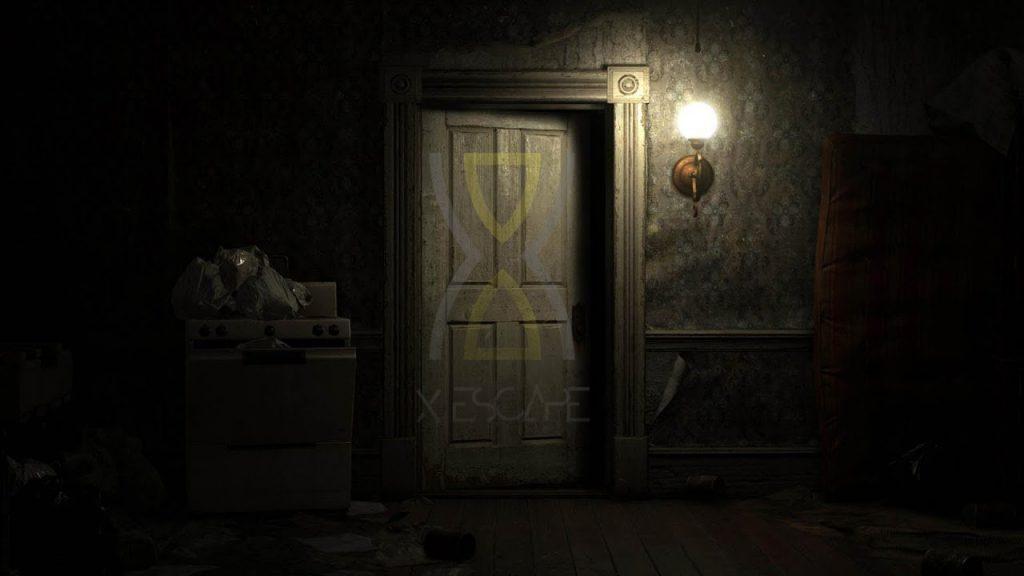 اتاق فرار ترسناک