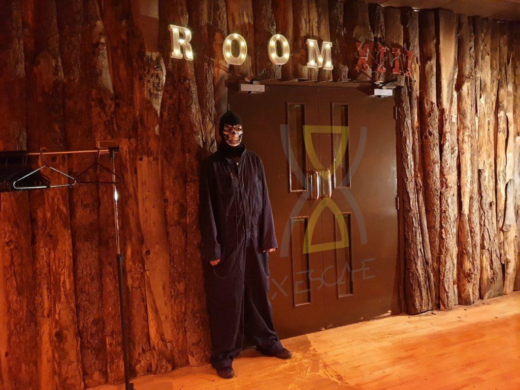 اتاق فرار وحشتناک